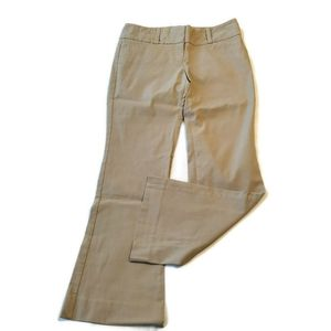Limited exact stretch flare boot Pants 6 S P tan